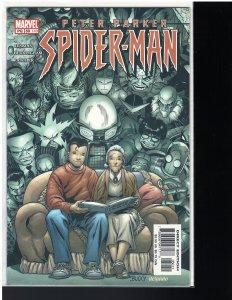 Peter Parker: Spider-man #50 (Marvel, 2003)