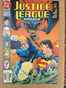 Justice League America #66