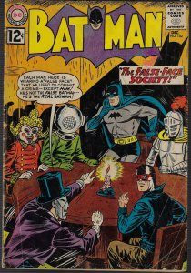 Batman #152 (DC, 1962) GD+