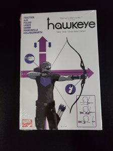 Marvel Avenger's Hawkeye Vol 1 Sealed Hard Cover $34.99 value