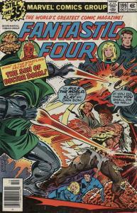Fantastic Four (Vol. 1) #199 FN; Marvel   save on shipping - details inside