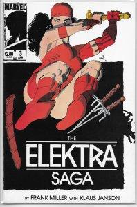 Elektra Saga   #3 of 4 FN/VF