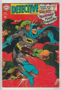 Detective Comics #372 (Feb-68) FN/VF Mid-High-Grade Batman