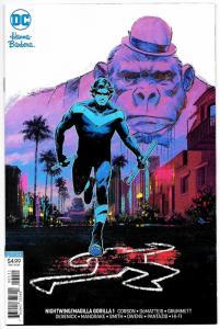 Nightwing Magilla Gorilla Special #1 Variant Cvr (DC, 2018) NM