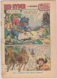 Red Rider Comics #145