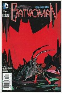 Batwoman #28 April 2014 DC