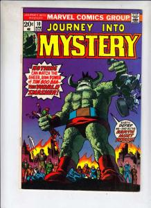 Journey into Mystery #10 (Apr-74) VF High-Grade