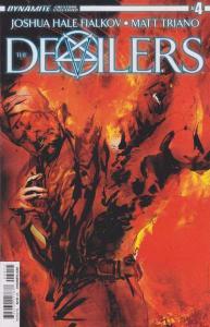 Devilers #4, NM + (Stock photo)
