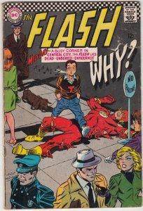Flash, The #171 (Jun-67) VG Affordable-Grade Flash