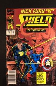 Nick Fury, Agent of SHIELD #10 (1990)