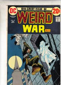 Weird War Tales #10 (Jan-73) VF/NM High-Grade