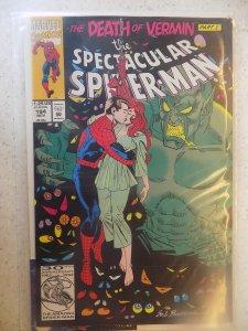 SPECTACULAR SPIDER-MAN # 194
