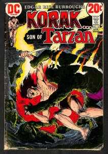 Korak, Son of Tarzan #51 (1973)