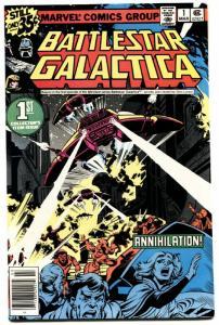 Battlestar Galactica #1-NM-Ultra High Grade-TV Comic-1979.