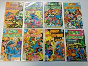 Superboy Giant Size Comic Lot #231-245 15 Diff Avg 7.0 (Range 6.0-8.0) (1977+78)