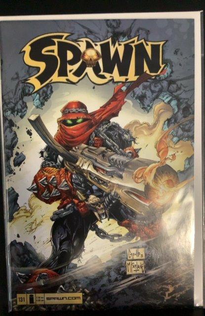 Spawn (BR) #131
