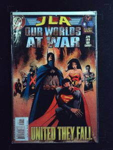 JLA: Our Worlds at War #1 (2001)