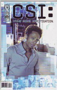 CSI: Crime Scene Investigation Bad Rap #3 (Oct-03) NM+ Super-High-Grade CSI Team