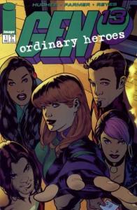 Gen 13 Ordinary Heroes #1, NM- (Stock photo)