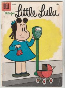 Little Lulu, Marge's #89 (Nov-55) VG Affordable-Grade Little Lulu