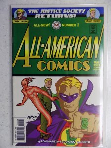 All-American Comics #1 (1999)