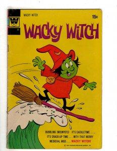 Wacky Witch #7 (1972) J603
