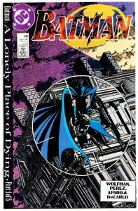 Batman #440 (DC, 1989) VF/NM