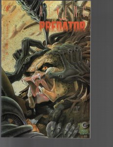 Aliens vs Predator #2 (Dark Horse, 1990)