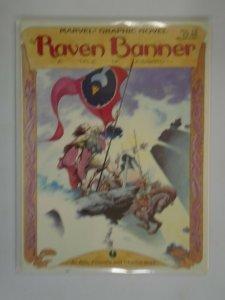 Raven Banner A Tale of Asgard GN 6.0 FN (1985)