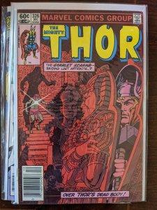 Thor #326 (1982) VF