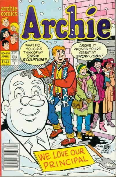 Archie #410 VF/NM; Archie | save on shipping - details inside