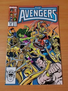 The Avengers #283 Direct Market Edition ~ NEAR MINT NM ~ (1987, Marvel Comics)