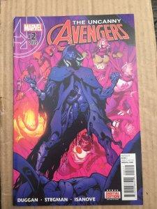 Uncanny Avengers #2 (2016)