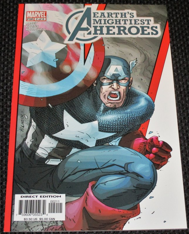 Avengers: Earth's Mightiest Heroes #2 (2005)
