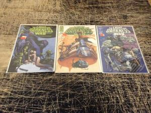 Lot Of 3 The Light And Darkness War Epic Comic Books # 1 2 5 Tom Veitch!!!!!! P2