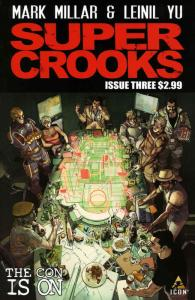 Supercrooks #3 VF/NM; Icon   save on shipping - details inside