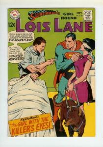 LOIS LANE 88 VF-NM   Nov. 1968 COMICS BOOK
