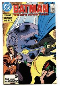 BATMAN #411, VF/NM, Jason Todd, Two Face, Cockrum, Heck, DC, more BM in store