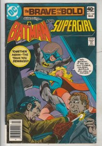 Brave and the Bold, The #160 (Mar-80) VF/NM- High-Grade Batman
