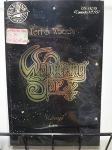 WANDERING STAR, VOLUME 1, 1ST PRINTING, NOV, 94 SIGNED & NUMBERED, 279 OF 1,000
