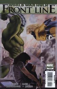 World War Hulk: Front Line #5, VF+ (Stock photo)