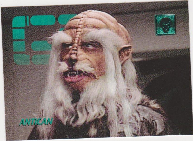 1995 Star Trek: The Next Generation #128