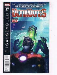 The Ultimates #27 FN Marvel Comics Comic Book Aug 2013 DE45