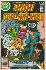 Superboy #253 (Jul-79) NM- High-Grade Superboy, Legion of Super-Heroes