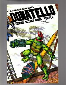 DONATELLO (1986 MI) 1 FINE-VERY FINE August 1986 one-sh