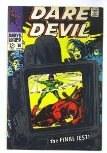 Daredevil (1964 series) #46, Fine+ (Actual scan)