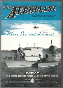 Aeroplane 11/28/1941-WWII-Royal Air Force-aviation pix & info-British pub-FN