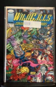 WildC.A.T.s: Covert Action Teams #3 (1993)
