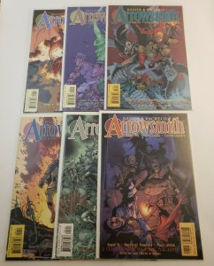 Arrowsmith #1-6 Complete Set High Grade NM DC 2003 Wildstorm Productions