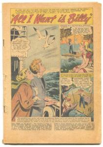 Heart Throbs #56 1958- DC Silver Age Romance coverless